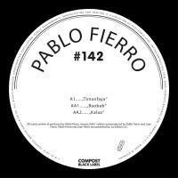 PABLO FIERRO - Timanfaya EP : 12inch