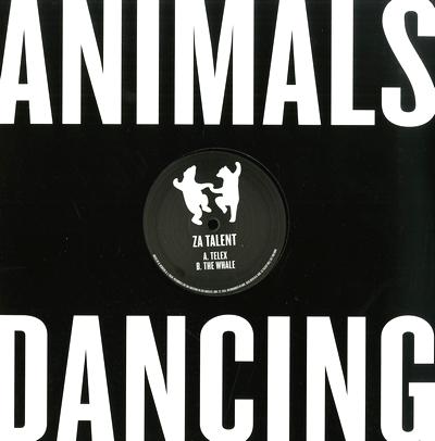 ZA TALENT (JONNY NASH & SUZANNE KRAFT) - Za Talent : ANIMALS DANCING (AUS)