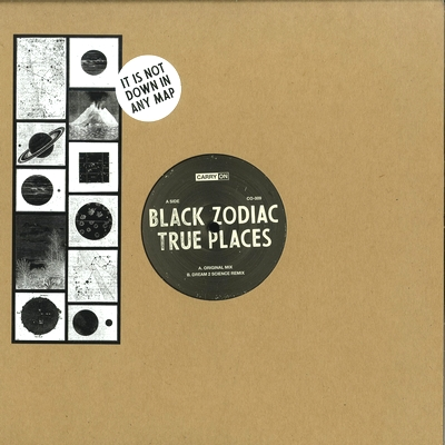 BLACK ZODIAC - True Places (incl. Dream 2 Science Remix) : CARRY ON (GER)