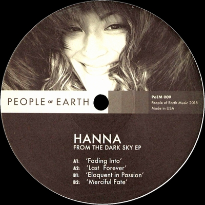 HANNA - From The Dark Sky EP : PEOPLE OF EARTH (US)