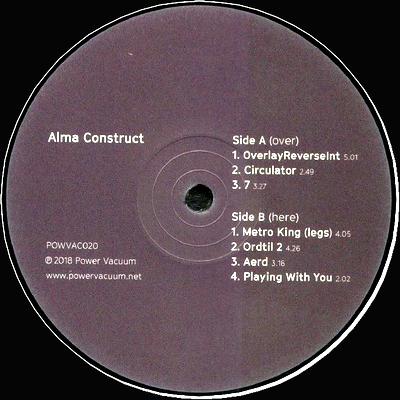 ALMA CONSTRUCT - Circulator : 12inch
