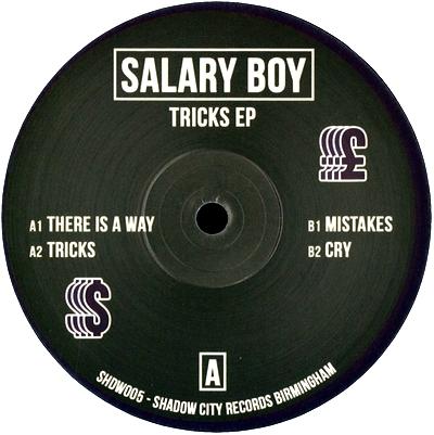 SALARY BOY - SHDW005 : 12inch