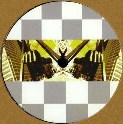 DJ SLYM FAS - Teahouse Sessions : 12inch