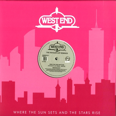 VARIOUS ARTISTS - THE RAHAAN LDF REMIXES (incl. MAHOGANY, CHUCK DAVIS ORCHESTRA, BILLY NICHOLS, BRENDA TAYLOR) : WEST END (US)