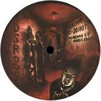 CEDAR SOUND WORKSHOP / DJ MONCHAN - Everybody Rocking On Your Dime : 12inch