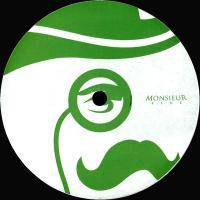 UNKNOWN ARTIST - Monsieur Blue 004 : 12inch