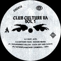 VARIOUS ARTISTS - Club Culture Vol.1 : 12inch