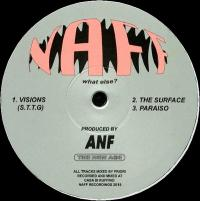 ANF - VISIONS : 12inch