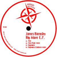 JAMES BARNSLEY - Big Move EP : 12inch