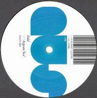 FOLD - Aegean Sea (incl. MALL GRAB Remix) : 12inch