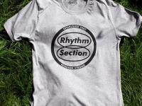 Rhythm Section Logo T-Shirt - S/T : RHYTHM SECTION INTERNATIONAL (UK)