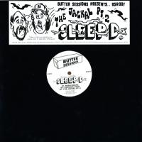 SLEEP D - THE JACKAL  PT.2 : BUTTER SESSIONS (AUS)