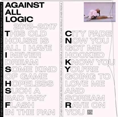 against all logic 2012 2017 2lp newtone records