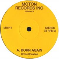 MOTON RECORDS INC. Presents - Divine Situation : MOTON (UK)