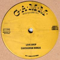 LOVE DROP - Cavewoman Boogie : 12inch