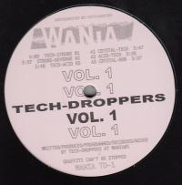 TECH-DROPPERS - Tech-Droppers Vol. 1 : WANIA (NOR)