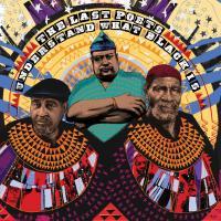 THE LAST POETS - Understand What Black Is : STUDIO ROCKERS (UK)