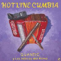 QUANTIC Y LOS MITICOS DEL RITMO - Hotline Bling / Doombia : 7inch