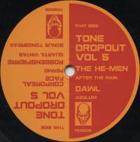 THE HE-MEN / DAWL / CORPOREAL FACE / ROBBENSPIERRE - Tone DropOut Vol.5. : TONE DROPOUT (UK)