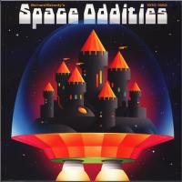 BERNARD ESTARDY - Space Oddities – Studio Ganaro Feat Eddie Warner, Roger Roger & Nino Nardini ( 1972-19 : BORN BAD (FRA)