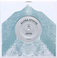 ALPHA STEPPA - Liberation / Pray : 7inch