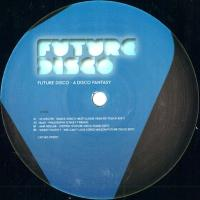 VARIOUS ARTISTS - A DISCO FANTASY : FUTURE DISCO (UK)