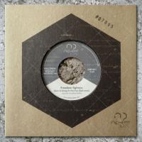 "ALPHA & OMEGA feat. PAUL FOX - Freedom Fighters""(Ojah remix) / Duplate : 7inch"