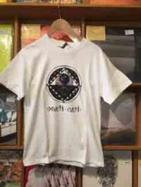 MULTI CULTI ☓ CHILL MOUNTAIN - T-shirts White/Purple Size:M : MULTI CULTI ☓ CHILL MOUNTAIN (JPN)