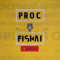 PROC FISKAL - Insula : HYPERDUB (UK)