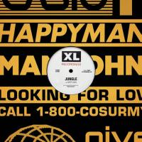 JUNGLE - Happy Man / House In La : XL RECORDINGS (UK)