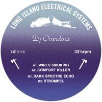 DJ OVERDOSE - S/T : L.I.E.S. (US)
