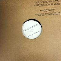 GATTO FRITTO - THE SOUND OF LOVE INTERNATIONAL 001 - SAMPLER : 12inch