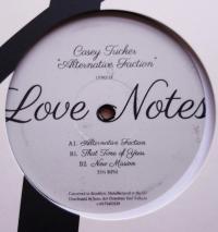 Casey TUCKER - Alternative Faction : LOVE NOTES (US)