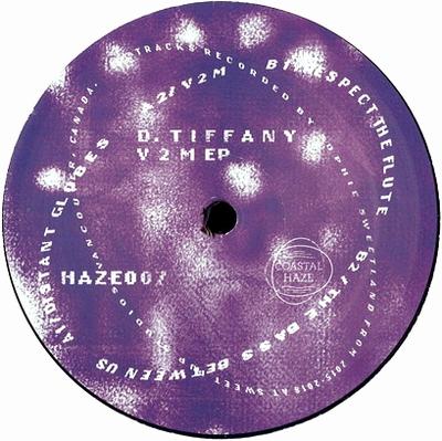 D.TIFFANY - V2M : COASTAL HAZE (UK)