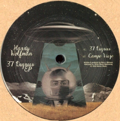 HARRY WOLFMAN - 37 DEGREES EP : OMENA (SWE)