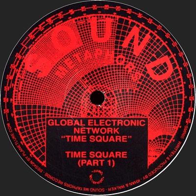 G.E.N. - Time Square : SOUND METAPHORS (GER)
