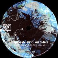 BOO WILLIAMS - Replenish : 12inch
