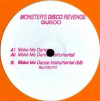 GU & BOO - MONSTER'S DISCO REVENGE : 12inch