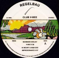 VARIOUS ARTISTS - Club V-Bee : 12inch