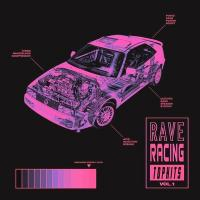 VARIOUS ARTISTS - Rave Racing Top Hits Vol.1 : 12inch