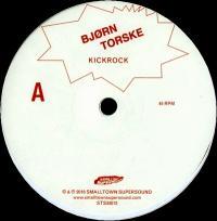 BJØRN TORSKE - Kickrock / Blue Call : 12inch