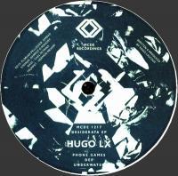 HUGO LX - DESIDERATA EP : 12inch