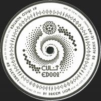 VARIOUS ARTISTS - CULT EDITS 002 : 12inch