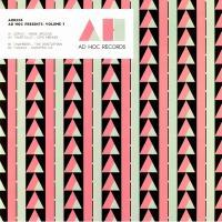 CERVO / TAURTOLLO / CHAMBERS / YADAVA - AD HOC Presents: Volume 3 : 12inch