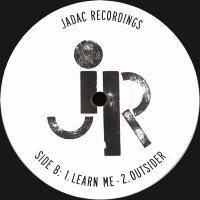 DANIEL JACQUES - LAST JAAR EP : 12inch