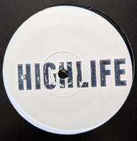 GREEN INK - CHEATERS EP : HIGHLIFE (UK)