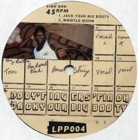 JODY FINCH - Jack Your Big Booty : 12inch