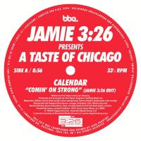 JAMIE 3:26 - A Taste Of Chicago Sampler : BBE (UK)