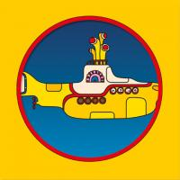 THE BEATLES - Yellow Submarine / Eleanor Rigby : 7inch