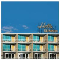 PAT VAN DYKE - Hello, Summer : LP